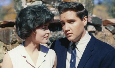 Elvis wanted to marry Blue Hawaii star during 'passionate affair' but she turned him down