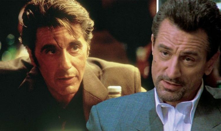 Al Pacino suffered painful injury during intense Heat scene - 'It was over'