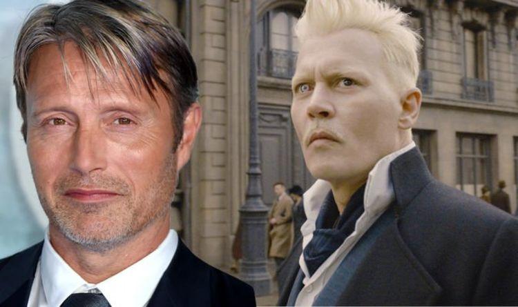 Johnny Depp: Mads Mikkelsen speaks out on 'changing' Grindelwald in Fantastic Beasts 3