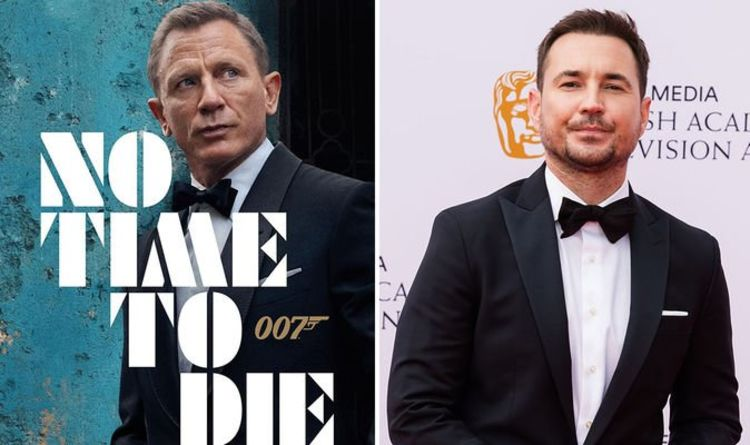 Next James Bond: Line of Duty's Martin Compston odds slashed in race to be the next 007