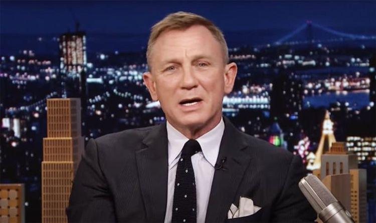 , James Bond: Daniel Craig got 'super emotional' on last day filming No Time To Die – WATCH, The Evepost BBC News