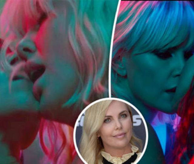 Charlize Theron Reveals Real Reason She Loved X Rated Lesbian Sex Scene In Atomic Blonde