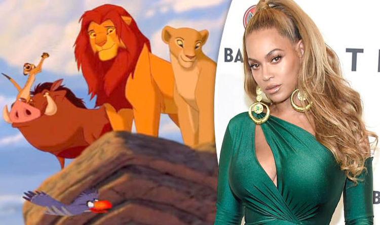the lion king 1994 cast