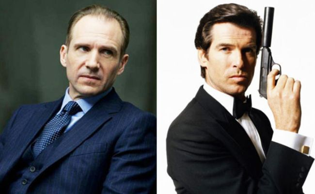 James Bond M Star Ralph Fiennes Was Almost Cast Over