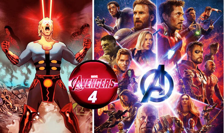 Avengers 4 will introduce the ETERNALS Two huge clues for