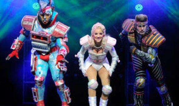 Starlight Express New Wimbledon Theatre review Theatre