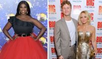 Strictly stars Jay McGuinness and Kimberley Walsh: Their VERDICT on new choose Motsi Mabuse 1181267 1