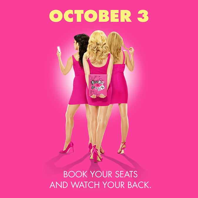 Mean Girls Musical Wallpaper Mean Girls Day Musical Tickets On Sale Today All You