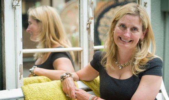 Cressida Cowell: Dragon creator respiration fireplace over library cuts 1177774 1
