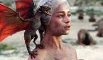 Recreation of Thrones: George RR Martin TRICKED us about Daenerys and the dragons in TWO scenes 1180883 1