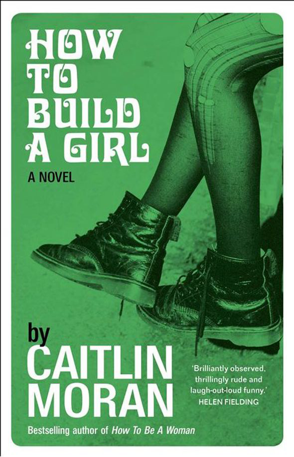 Image result for john kite how to build a girl