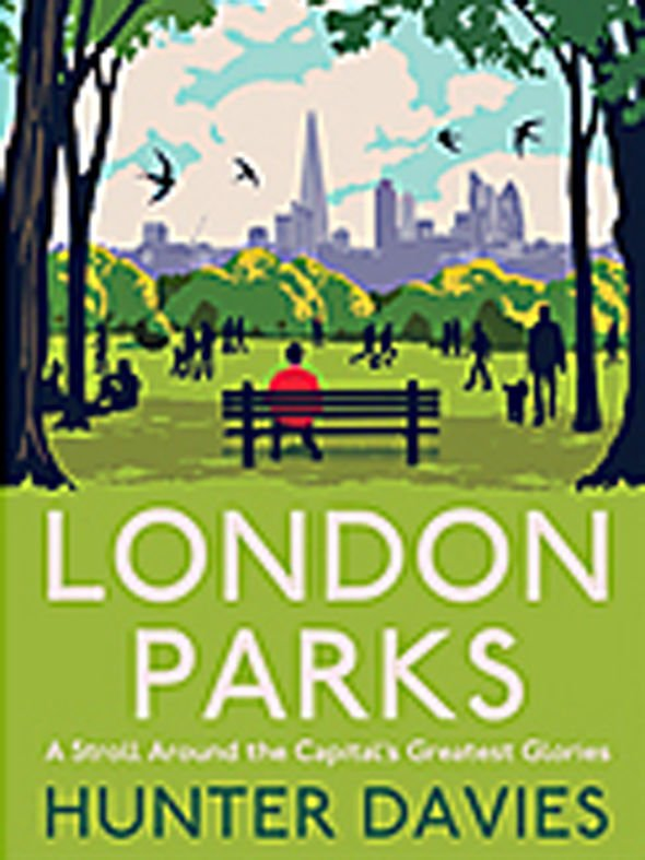 London Parks by Hunter Davies