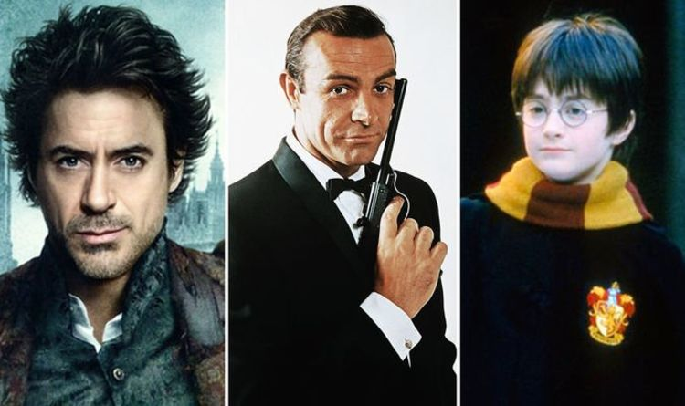 James Bond, Sherlock Holmes and Harry Potter top British poll of favourite book characters