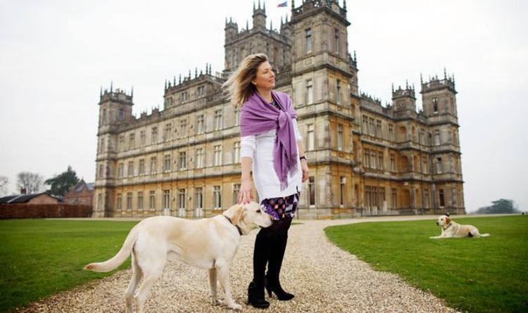 , Experience Downton Abbey's Highclere Castle like never before, The Evepost BBC News