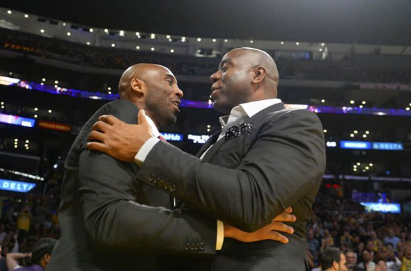 Magic and Kobe
