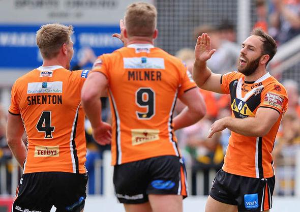 Castleford Tigers - third