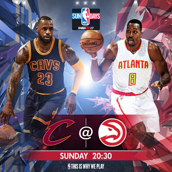 Cleveland will be hoping to secure the No 1 seed in the East