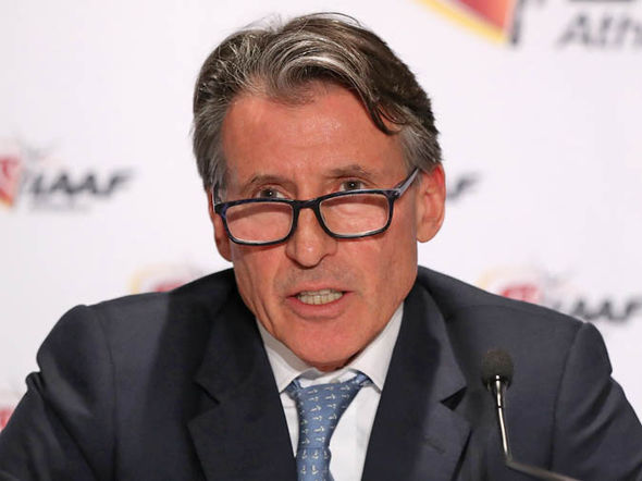 Lord Coe has recently faced questions about when he first head about Liliya Shobukhova being extorted