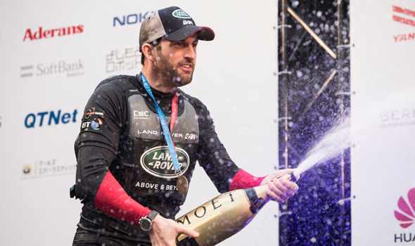 Sir Ben Ainslie has spent a lifetime dreaming of the America's Cup
