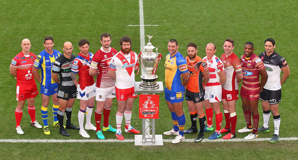 The 2017 Super League campaign gets underway this weekend