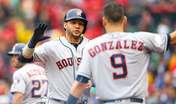 The Houston Astros advanced to the ALCS by beating the Boston Red Sox