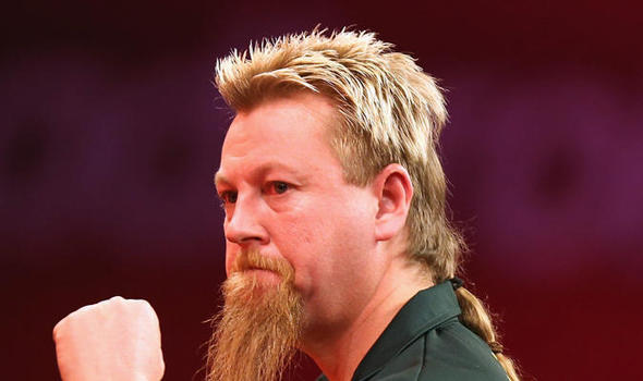 Simon Whitlock wheel of fortune spins for lucky No 9  Other  Sport  Expresscouk