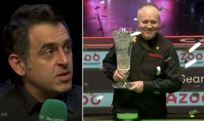 Ronnie O'Sullivan honest about Players Championship loss after John Higgins 'masterclass'
