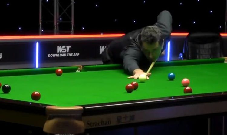 Ronnie O'Sullivan docked frame before crashing out of WST Pro Series on day to forget