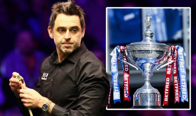 Ronnie O'Sullivan has World Snooker Championship warning for rivals after retirement tease