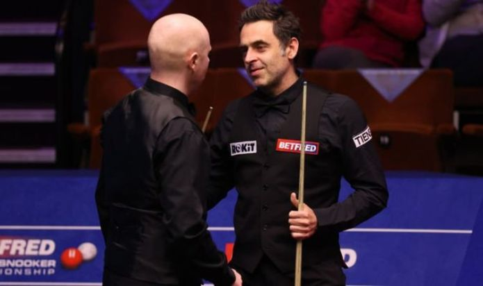Ronnie O'Sullivan makes classy admission after Stephen Hendry World Championship bid dies