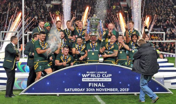 England selected to host 2021 Rugby League World Cup