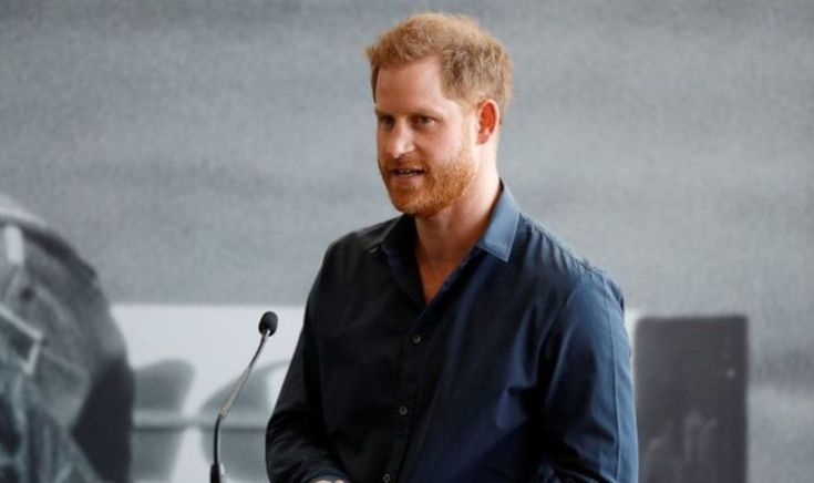 Star-struck Harry has to rein it in, says JUDY FINNIGAN