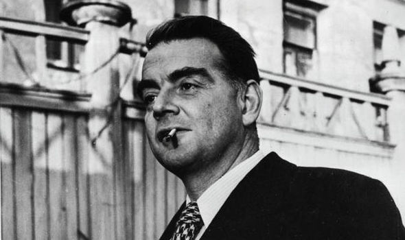 The Real Life Cold War Thriller The Story Of Guy Burgess