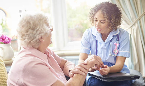 Why carers cease caring  Express Comment  Comment  Expresscouk