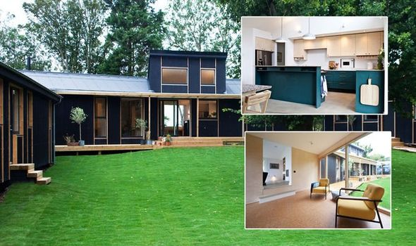 Grand Designs: Daring couple build giant home on tight deadline after devastating illness 1