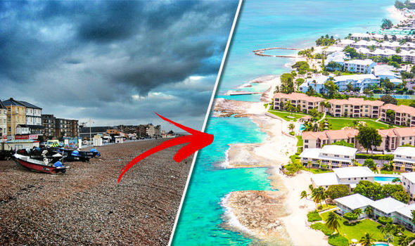 the cayman islands the
