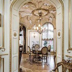 Large Living Room Chandeliers Lime Green Wallpaper Bel Air Mansion Up For Sale £14million | Property ...