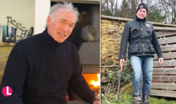 Where does Dr Hilary Jones live? ITV star shows rare glimpse inside gorgeous country home