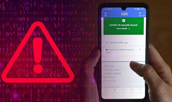 Android and iOS users warned about new COVID Pass scam sweeping UK