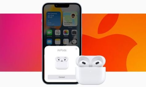 Apple reveals new AirPods with new design, longer battery life and improved sound