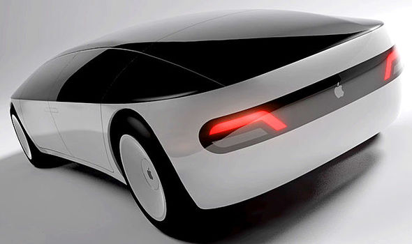 Apple has been rumoured to be working on its self-driving car for years