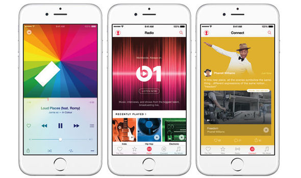 apple music problems they