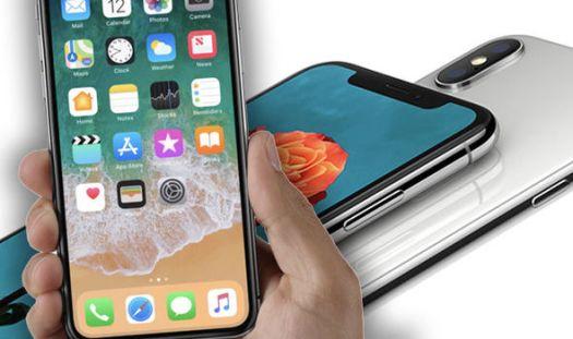 Apple iPhone X release