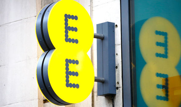 EE customers were mistakenly overcharged thousands