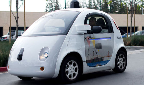 Google39s smart car will be able to detect exactly where