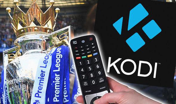 Image result for Premier League Football Kodi Ban