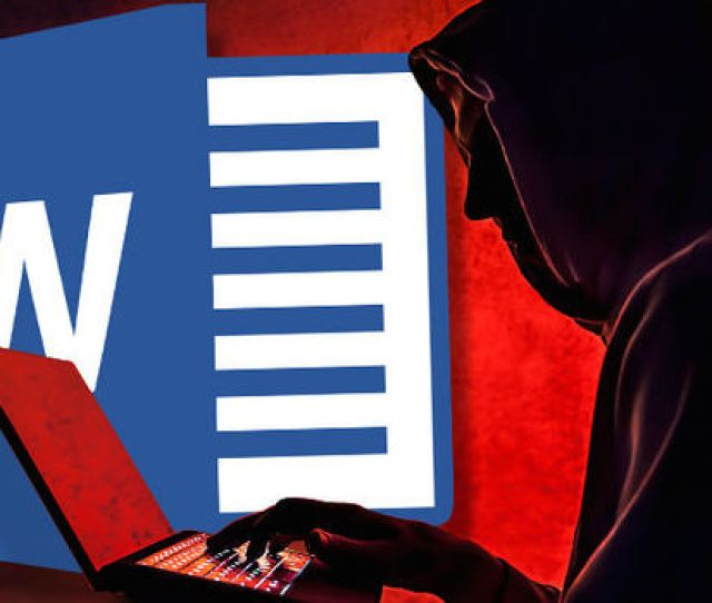 Microsoft Office Including The Hugely Popular Microsoft Word Is Vulnerable To A Dangerous