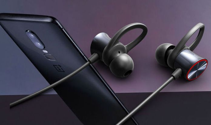 Image result for oneplus bullets wireless headphones