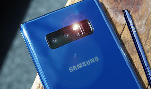 Samsung Galaxy Note 8 Uk Price Release Date Design And Specs Finally Revealed Express Co Uk