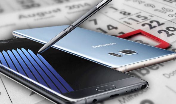 Galaxy Note 8 Release Date This Week Price Specs And Everything You Need To Know Express Co Uk